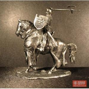 Польский рыцарь Грюнвальд 1410 год конный рыцарь