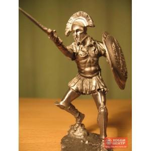 Война Афин и Спарты. Спартанский гоплит 470г.до н.э.