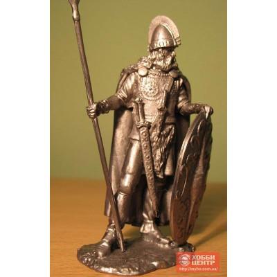 Кельтский воин, 2 век до н.э.