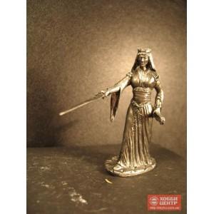 Королева с мечом в руке (Ферзь) Mw-10