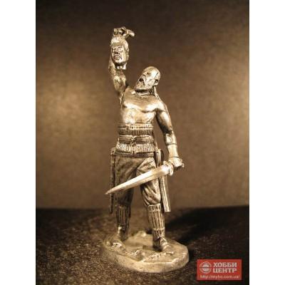 Скифский воин,5 век до н.э