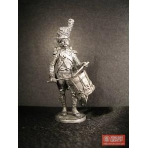 Франция. Барабанщик полка линейной пехоты 1812