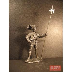 Швейцарский наемник. Алебардист. 1515 год Mw-03