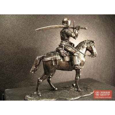 Конный рыцарь. 14 в 6032