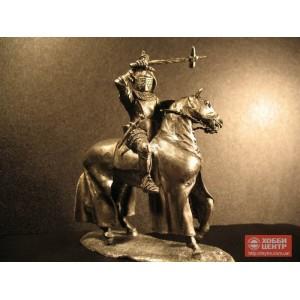 Сир Джон Чандос кавалер Ордена Подвязки Сенешаль Пуату маршал Аквитании. Битва при Креси 1346 год