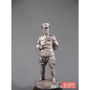 Маршал Советского Союза Г.К. Жуков, 1945 WWII-21