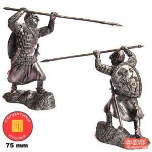 Русский спешенный всадник, 13 век PTS-75019