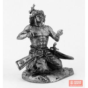 Татаро-монгольский воин. 13 век. SV-01в