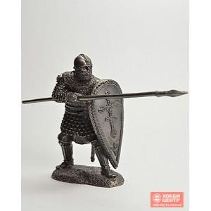 Тяжеловооруженный русский пехотинец, 13 век, вариант А PTS-5098a