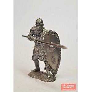 Тяжеловооруженный русский пехотинец, 13 век, вариант В PTS-5098c