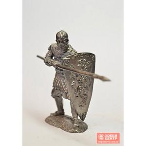Тяжеловооруженный русский пехотинец, 13 век, вариант Б PTS-5098b