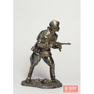 Красноармеец с автоматом 1945 год (Битва за Берлин) PTS-5193