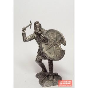 Персидский воин с клевцом V в. до н.э. 75 мм PTS-75017