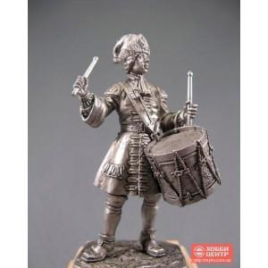 Гренад. барабанщик л-гвардии Преображенского полка 1712 г. R281