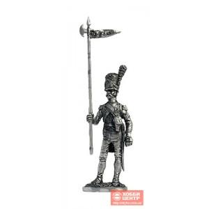 2-й орлоносец линейного полка. Франция, 1809-12 гг. N41