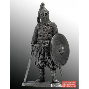 Воин княжеской дружины. Русь, 10 век M276