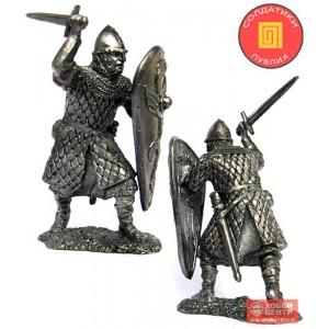 Норманнский рыцарь, XI век. PTS-5001b