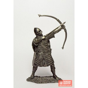 Норманнский лучник, XI век.  PTS-5005b