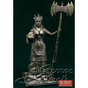 Троянская война 13-14 век до н.э. Феано, жрица храма Афины 5010