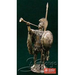 Архаическая и классическая Греция. Афинский трубач. 5 век до н.э. 5018