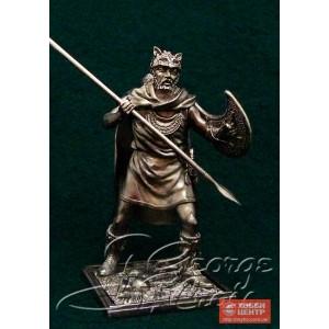 Армии Александра и диадохов 3-4 век до н.э. Пельтаст Агриан. 5032