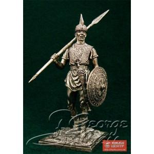 Древние италики. Воин Вилланова. 7 век до н.э. 5052