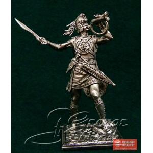 Варвары Европы. Иберийский вождь. 2-3 век до н.э. 5055