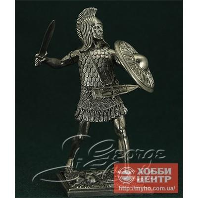 Ибериец в бою. 2-3 век 5057.2