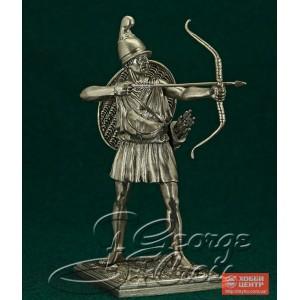 Армии Александра и диадохов 3-4 век до н.э. Лучник с Крита 5061.2