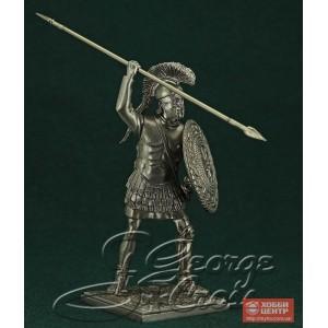 Армии Александра и диадохов 3-4 век до н.э. Гипаспист в бою 5064.1
