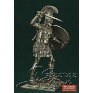 Армии Александра и диадохов 3-4 век до н.э. Аргираспид в бою 5064.3