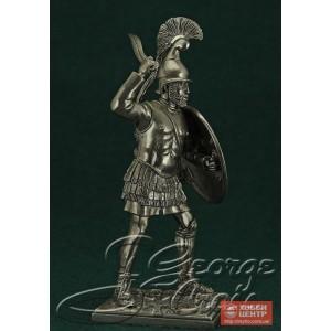 Армии Александра и диадохов 3-4 век до н.э. Сражающийся аргираспид 5064.4