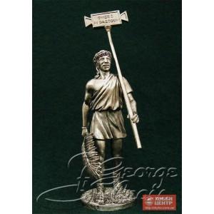 Римский мир. Триумфальное шествие. Легионер. 1 век н.э. 5102