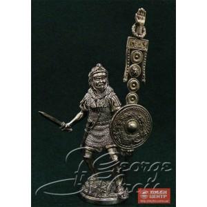 Римский мир. Сигнифер в бою. 1 век до н.э. 5110