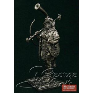 Римский мир. Корницен преторианской гвардии. 1 век н.э. 5121