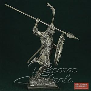 Кельтский воин. 1-3 век до н.э. 5141.2