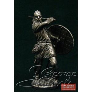 Северные завоеватели. Викинг карл. 9-10 век 5224