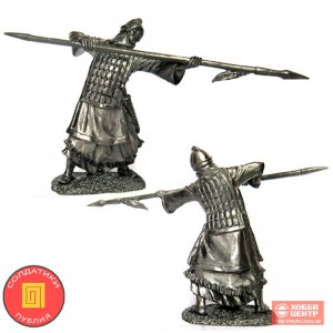 Древнекитайский воин, 5 в. до н. э. PTS-5259