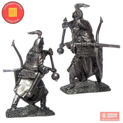 Древнекитайский воин, 5 в. до н. э. PTS-5263