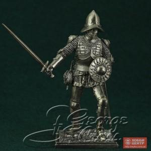Европейская пехота, конец 15 века. Наёмный солдат 5342.2