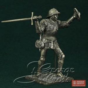 Европейская пехота, конец 15 века. Наёмный пехотинец 5342.3