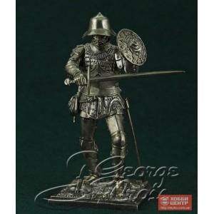 Европейская пехота, конец 15 века. Солдат 5342.4