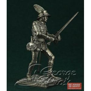 Европейская пехота, конец 15 века. Наёмный солдат 5342.5