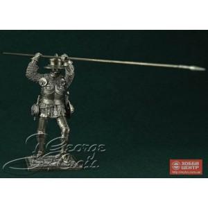 Европейская пехота, конец 15 века. Пикинер баталии 5342.6