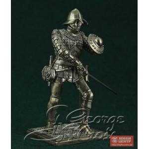Европейская пехота, конец 15 века. Наёмный солдат 5342.7