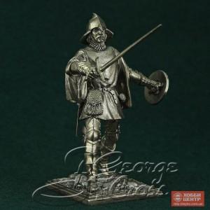 Европейская пехота, конец 15 века. Наёмный солдат 5343.3