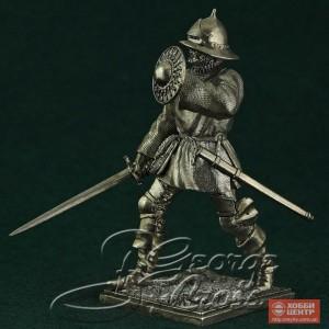 Европейская пехота, конец 15 века. Солдат пехоты 5343.4
