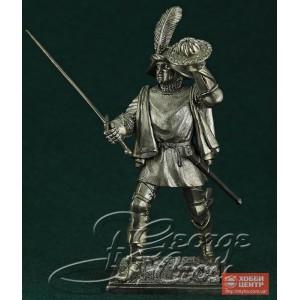 Европейская пехота, конец 15 века. Сержант 5343.5