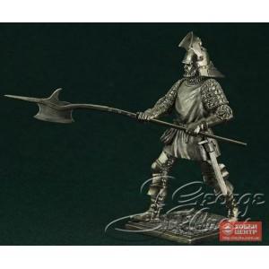 Европейская пехота, конец 15 века. Алебардист 5343.8