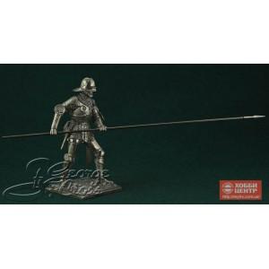 Европейская пехота, конец 15 века. Пикинёр баталии 5344.2